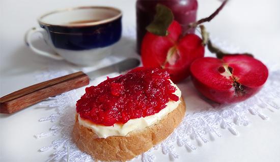 джем яблочный рецепт с пищевой ценностью