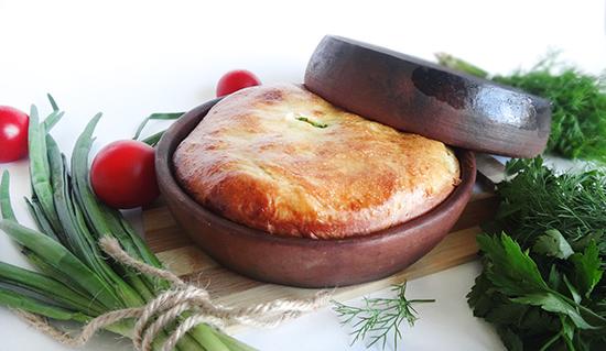 Приготовление блюд на кеци (Cook on Clay Pot «Ketsi»)