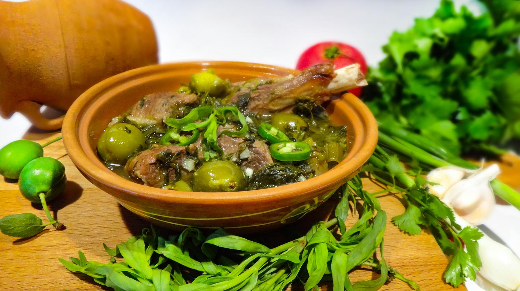 Зелень на столе: рецепты весенних блюд