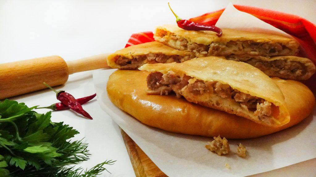 кубдари с мясом рецепт с фото