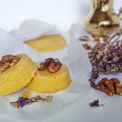 Кукурузная халва – Ахьар хьовла (Chechen Corn Flour Halva)