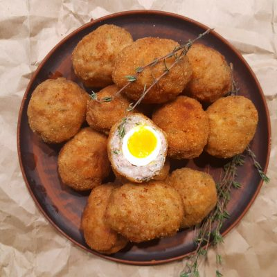 Яйца по-шотландски (Scotch egg)