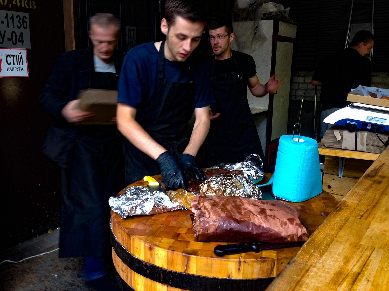Meatbusters дьявольская кухня