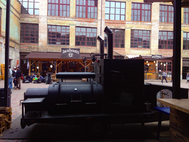 barbeque smokehouse alf kiev