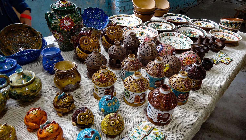 уличная еда фестиваль киев глина