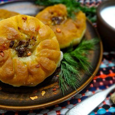 Перемячи – татарская выпечка с мясом (Meat Tatar Pies)