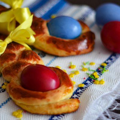 Хорватские пасхальные куколки (Croatian Easter Bread Dolls – Primorski Uskrsne Bebe)