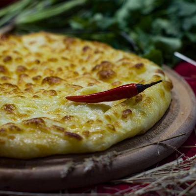 Хачапури по-мегрельски (Megruli Khachapuri)