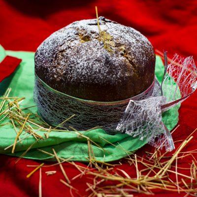 Панеттоне - рождественская итальянская выпечка (Panettone - Christmas Italian Pastries)