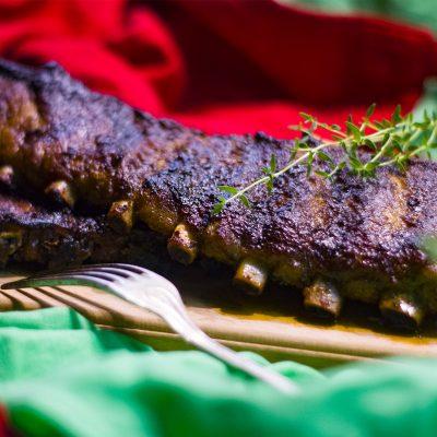 Ребрышки в Орлейской Пряной Смеси от Терри Пратчетта (Genua Spice Ribs Terry Pratchett Nanny Ogg's Cookbook)