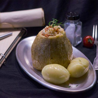 Сельдереевое изумление от Терри Пратчетта (Celery Astonishment Terry Pratchett Nanny Ogg's Cookbook)