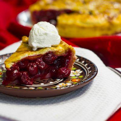 Вишневый пирог из Твин Пикс (Twin Peaks Cherry Pie)