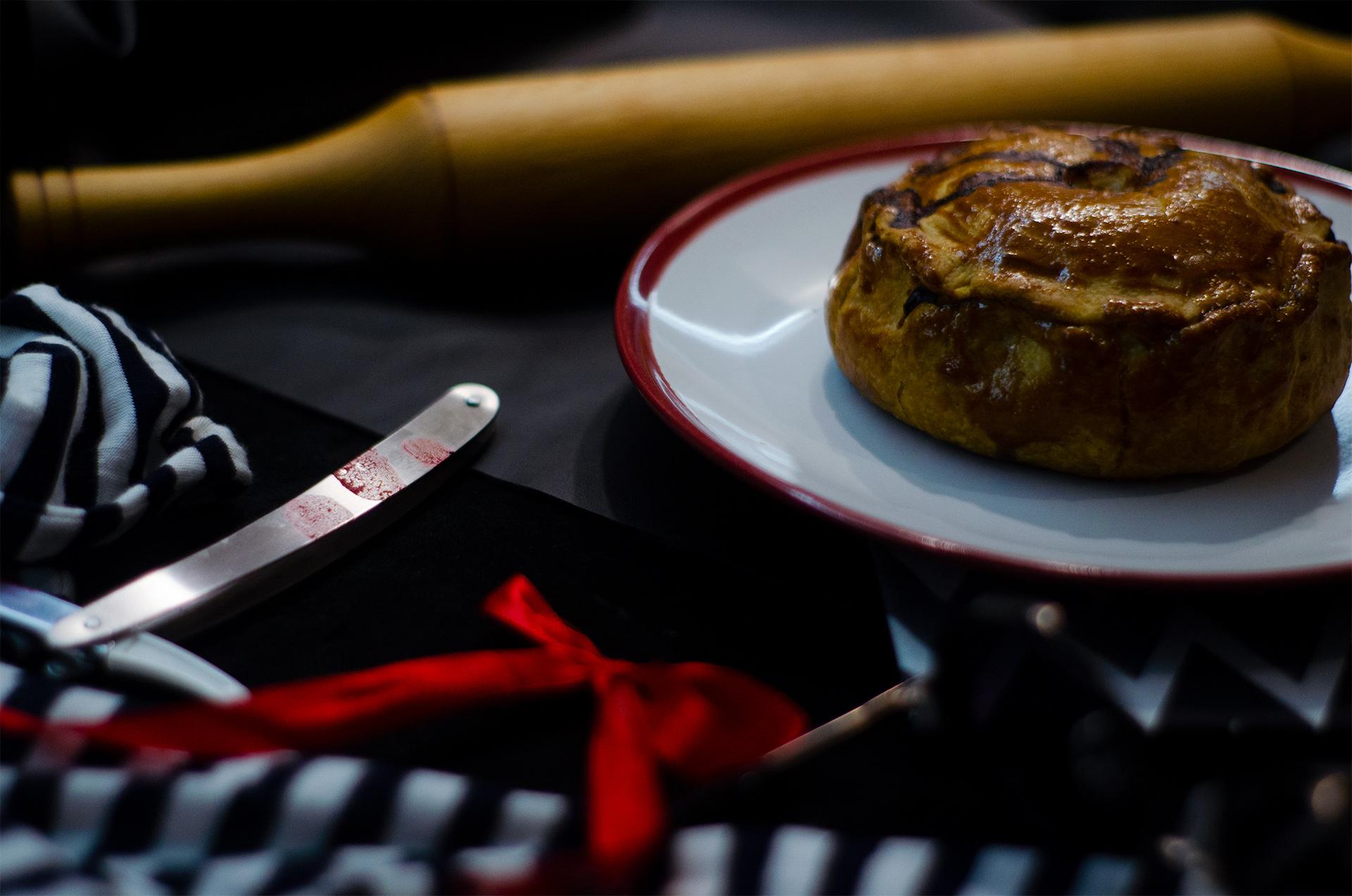 Mrs. Lovett's Pies from The Sweeney Todd: The Demon Barber of Fleet Street