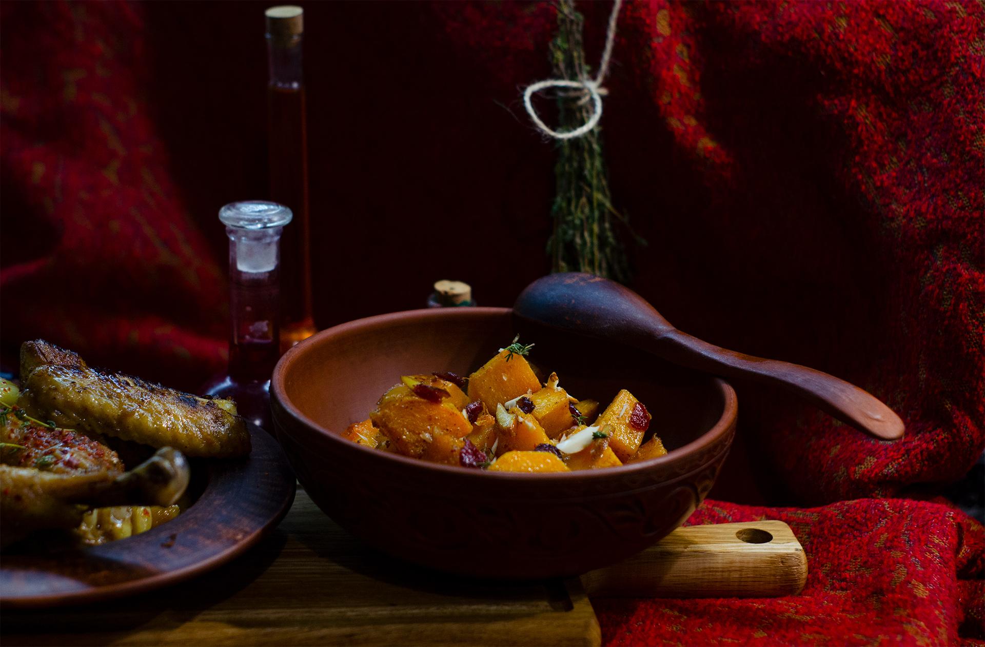 Mysterious recipe тыква
