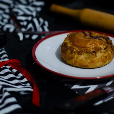 Пироги миссис Ловетт из фильма «Суини Тодд» (Mrs. Lovett's Pies from The Sweeney Todd: The Demon Barber of Fleet Street)