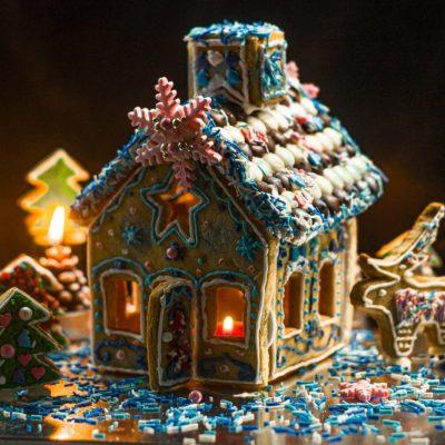 Пряничный домик (The Gingerbread House)