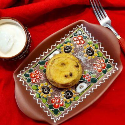 Творожная бабка (Babka with Cottage Cheese)